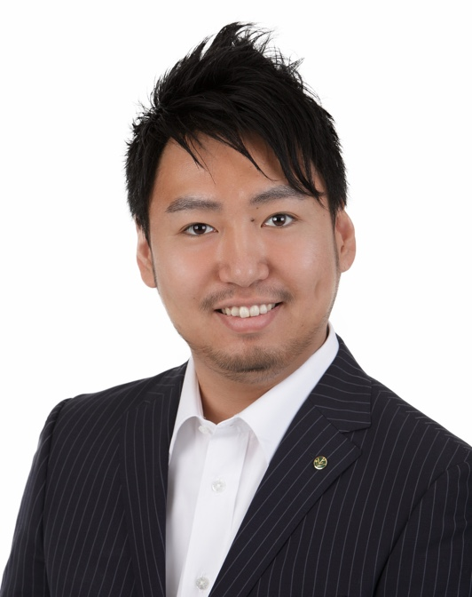 Futoshi NAKAYAMA President, CEO of Sun Chlorella Corp.