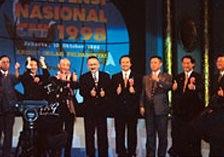1998 International Meeting in Jakarta