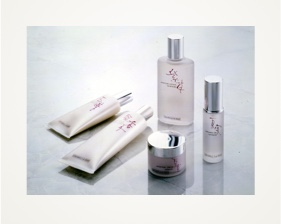 skin care series Manyo made with the C.G.F