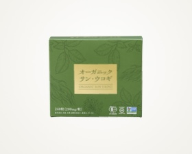 Started selling Organic Sun Eleuthero Tablets in Japan (It has been sold in the US since December 2013.)